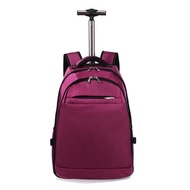 20 ''กระเป๋าเดินทางแบบลากกระเป๋าสะพายเดินทางไหล่กระเป๋าสะพายหลังมีล้อลากขนาดใหญ่กระเป๋าเดินทางล้อสำหรับกระเป๋าเดินทางกระเป๋าเดินทาง Carry On Duffle Bag