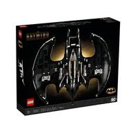 76161【LEGO 樂高積木】Super Hero 系列 - 1989 BATWING 蝙蝠戰機