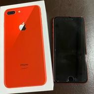 iPhone 8 plus紅色限量款64G🌸含原廠手機盒🌸