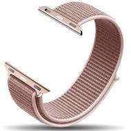 สายสำหรับAppleนาฬิกาSE Sport Loop Band 38มม.40มม.42มม.44มม.,สายสำรองไนลอนระบายอากาศน้ำหนักเบาสำหรับApple Watch Series 1, Series 2, Series 3, Series 4, Series 5,กีฬารุ่น