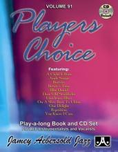 Volume 91: Player's Choice (with Free Audio CD): 91