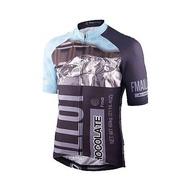 FMA 日本設計款涼感車衣 CHOCOLATE 自行車車衣 S
