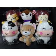 🌟ITA娃娃機商品共6件🌟可愛絨毛娃娃12吋現貨低價批發