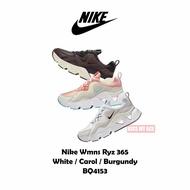 Nike Wmns RYZ 365 灰白 淺粉 酒紅 女神 增高 厚底 老爹鞋 鏤空 鋸齒 孫芸芸 同款 BQ4153
