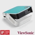 ViewSonic M1 mini Plus 無線智慧LED口袋投影機