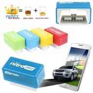 Auto Eco OBD2 4 Colors Tuning Box Chip Durable