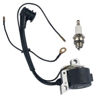 Ignition Coil With Spark-Plug For Stihl 024 026 028 029 034 036 038 039 044 048 Ms240 Ms260 Ms290 Ms310 Ms360 Ms360C Ms390 Ms440 Ms640 Chainsaw