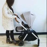 Nuna Triv嬰兒手推車(3色可選)