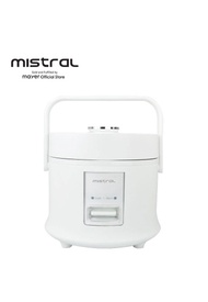 Mimica by Mistral 0.8L Rice Cooker (MRC16)
