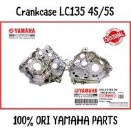 LC LC135 4S 5S Crankcase / Kulit Enjin Tengah 100% HLY