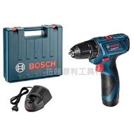 【花蓮源利】客訂暫缺 Bosch 博世 GSR 120-Li 12V鋰電電鑽起子機 GSR1080 升級版