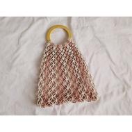 เชือกร่ม ดิ้นทอง เชือกร่มถักกระเป๋า ขนาด 2.2 มิล ห่อ 500 กรัม ไหมถักกระเป๋า เชือกร่มถักหมวก (1)