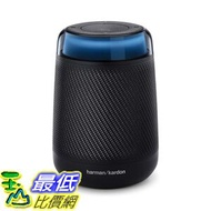 [8美國直購] 揚聲器 Harman Kardon Allure Portable Portable Alexa Voice Activated Speaker B07BBGPBJZ
