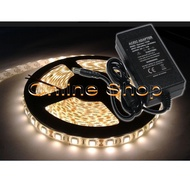 shot hot sale Complete Set LED Strip Light warm white for cove ceiling