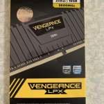 Corsair VENGEANCE LPX 16GB (2 x 8GB) DDR4 DRAM 3600MHz C18