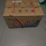 kardus bekas packaging layak pakai kiloan murah packing ready