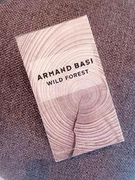 Armand Basi 荒野森林 wild forest 90ml (絕版) 淡香水兩罐