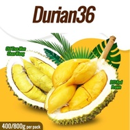 [Durian 36] Fresh Durian Delivery | Black Gold/Old Tree MSW/Red Prawn/Frozen Golden Phoenix