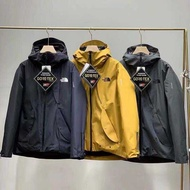 The North Face TNF 北面 男 春秋冬 中長版 防風防水 三合一外套 (防風衣+羽絨外套)