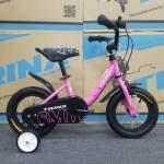 《送兒童頭盔》TRINX Smile 1401 14吋 兒童單車- (連輔助轆)*童車首選*