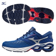 【美津濃MIZUNO】WAVE CREATION 21 支撐型男款慢跑鞋 J1GC200101