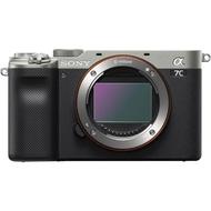 【SONY 索尼】A7c+FE 35mm F1.8 標準街拍組(公司貨)