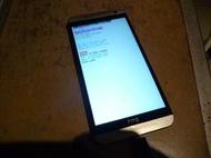 HTC-E9x智慧5.5吋4G手機400元-當機