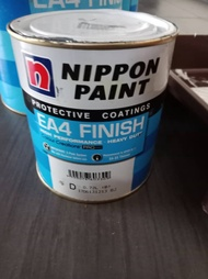 Nippon Epoxy Paint with Flake for Toilet Flooring in 2 days
