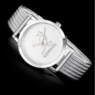 Kangol 大logo 手錶