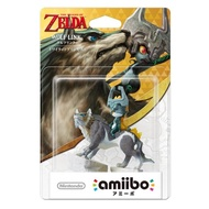 【Nintendo 任天堂】amiibo公仔 狼林克(薩爾達傳說:曙光公主系列)