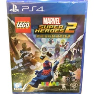 PS4 Lego Marvel Super Heroes 2 {Zone 3 / Asia / English}