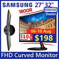 SAMSUNG C27F390 / C32F391 27/32 / 24inch Curved FHD Monitor