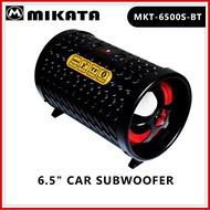 """car subwoofer speaker MIKATA 6.5"""" Car Subwoofer MIKATA MKT-6500S-BT"""