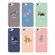 韓國 動物世界 硬殼 手機殼│LG G6 G7 G8 V20 V30 V40 V50│z7976