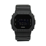 [Luxolite] Casio G-Shock DW-5600BBN-1D Military Black Cloth Band Sport Watch DW-5600BBN-1DR