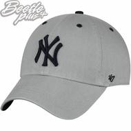 BEETLE 47 BRAND 老帽 紐約 洋基 NEW YORK YANKEES DAD HAT 大聯盟 MLB 灰藍