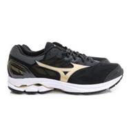 mizuno 男 慢跑鞋 RIDER 男慢跑鞋WAVE RIDER 21 SW 黑 -J1GC180550