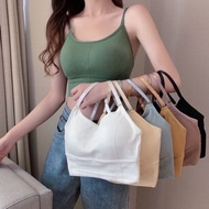 Sexy And Chic Woman Adjustable Straps Bra Low Back Top Stretchable Brallete