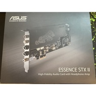 ASUS 華碩 Essence STX II 音效卡 神獸卡