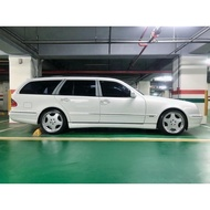 日規正牌 Benz S210 E320 T Avantgarde Estate Wagon E240 E280 W210