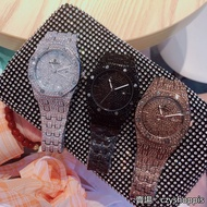 AP愛彼滿鑽系列女士石英腕錶 時尚 潮流 休閒款手錶