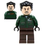 #玩樂高 LEGO 76045 蝙蝠俠 超人系列 雷克斯 手下 01