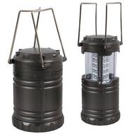 爆亮 30 LED 可伸縮露營燈 使用3號電池 戶外探險伸縮帳篷燈野營燈 小馬燈 露營燈 3035 戶外用DI1029劉
