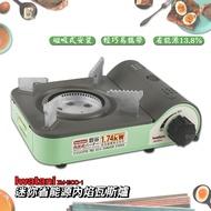 日本品牌👍Iwatani岩谷 迷你內焰式瓦斯爐 ZM-ECO-1 1.74kW 卡式爐 休閒爐 卡式瓦斯爐