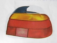 BMW E39 5系列 96 後燈 尾燈 (紅黃) 另有各車系引擎,板金,底盤零件 歡迎詢問