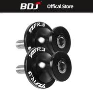 BDJMotorcycle Accessories Swingarm Spools Slider Stand Screws For YAMAHA R3 YZF R3 YZF-R3 MT-03 YZFR3 2015 2016