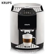 克魯伯KRUPS咖啡機 歐洲原裝進口意式家用商用全自動現磨豆自帶奶泡器 EA901080