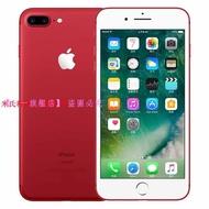 【二手8成新】Apple iPhone 7 Plus 蘋果7Plus 二手7p 蘋果手機 紅色 128GB 全網通4G
