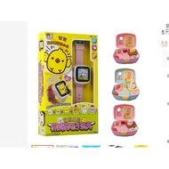 正版可愛小雞手錶小雞養成屋女孩過家家玩具禮盒裝電子寵物玩具