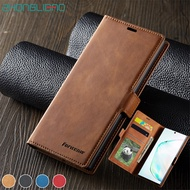for galaxy note 10 plus wallet stand case leather flip cover for samsung galaxy note10 + note10plus note 20 ultra s20 s10 s9 s8 plus a51 a71 a01 a21 a81 a91 a50 a70 a40 a30